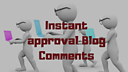 140+ Instant Approval Dofollow Blog Comment Site 2019 - Grabme.in