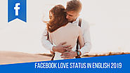 Facebook, Whatsapp, Instagram Love Status In English 2019 - Grabme.in