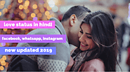 Best Facebook Love Status In Hindi 2019 - Grabme.in