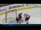 Nathan Gerbe scores sick shorty on Brodeur