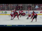 Semin's sweet solo effort score on Brodeur
