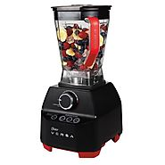 Oster VERSA 1400-watt Professional Performance Blender with Low Profile Jar + Bonus Cookbooks, BLSTVB-RV0-000