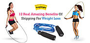 12 Real Amazing Benefits Of Skipping For Weight Loss | Truweight
