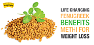 9 Life Changing Fenugreek Benefits | Methi for Weight Loss