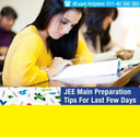 Prepare For JEE Examination with a few tips