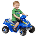 Kid Trax Moto Trax 6V Toddler Quad