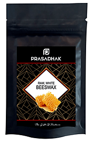 Pure RAW, WHITE BEESWAX - Prasadhak