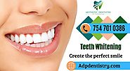 Getting Your Smile Brighter With Teeth Whitening