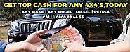 Cash for cars service in Auckland | Sell your old and broken cars
