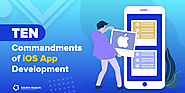 Important Aspects of iOS App Development Solutions You Need to Know - Solution Analysts