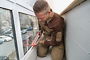 Weather Stripping and Caulking