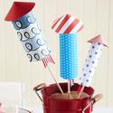 Easy 4th of July Decorations