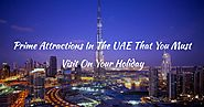 Dubai Honeymoon Package | Holiday Packages Dubai
