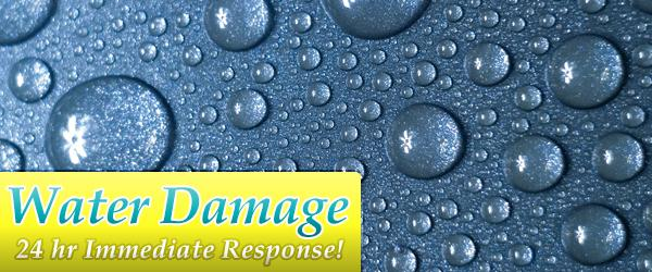 Headline for Water Damage Service Cleveland