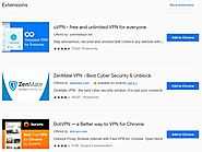 Best 5 VPN Extension For Chrome-Specifications, Features, Reviews
