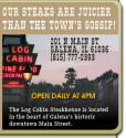 The Log Cabin Steakhouse