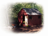Build A Colonial-Style Storage Shed