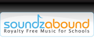 soundzabound - Royalty Free Music for Schools
