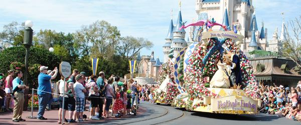 Headline for Top 5 Wows from Disney's Festival of Fantasy Parade