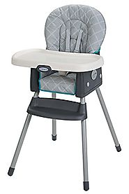 Graco SimpleSwitch High Chair, Finch