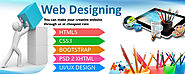 Web Design Packages Services/ Web Development Services Provider Company