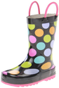 Western Chief Multi Dotty Rain Boot (Toddler/Little Kid/Big Kid)