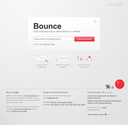Bounce - A fun and easy way to share ideas on a webpage
