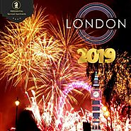 The guide to awesome fireworks display on New Year's Eve London 2019