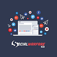 The Social Warfare Pro add-on allows you to decide exactly which image, title and description appears when your conte...
