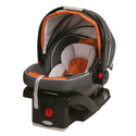 Graco SnugRide Click Connect 35 Car Seat, Tangerine