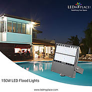 Use 150w Led Flood Lights And Let Your Workers Feel Special.