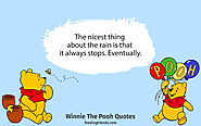 36 Winnie The Pooh Quotes With Some Sweet Advices On Love and Life
