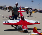 100cc Extra 260 Competition Aerobatics