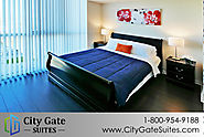 City Gate Suites — Make Your Tour Enjoyable With Vacation Rentals in...
