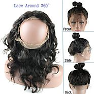 360 Full Lace Body Wave