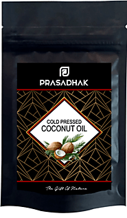 Cold Pressed Coconut oil - Prasadhak