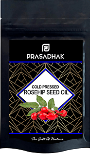 Cold Pressed Rosehip Seed Oil - Prasadhak