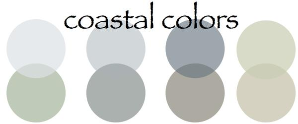 Headline for The Best Coastal Colors For Your Home
