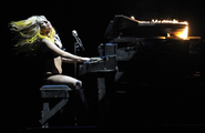 Windswept Lady Gaga: Reveals financial troubles during 2009's Monsters Ball Tour: 'I was bankrupt during the show'