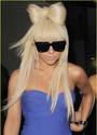 The Bow: Lady Gaga Hairstyles