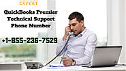 Dial QuickBooks Customer Support Phone Number +1-855-236-7529 To Know More About QB Premier 2019