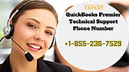 At +1-855-236-7529, Unbox QuickBooks Premier 2019 Features Right Away