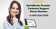 QuickBooks Premier Technical Support Phone Number +1-855-236-7529 For Complete Assistance