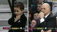 Martelli's grandson steals the show