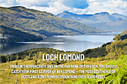 1 Day Stirling Castle Loch Lomond and Whisky Tour From Edinburgh
