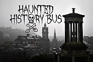 Edinburgh's Haunted History Bus Tour, You'll Die of Laughter!