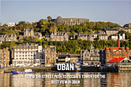 5-Day Isle of Skye, Oban, St Andrews & North West Highlands Tour