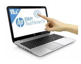 "HP ENVY Touchsmart 15 15.6"" Touchscreen Laptop Computer, Intel 4th generation Quad Core i7-4700QM 2.4GHz, 8GB Memory,..."