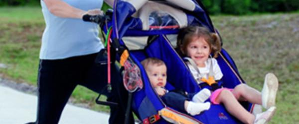 Headline for Best Double Jogging Stroller Reviews 2014