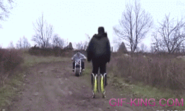 Funny magic man accdent with motor cycle | Funny People Images- Gif-King.com